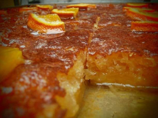 Συνταγή: Πεντανόστιμη αυθεντική χιώτικη πορτοκαλόπιτα