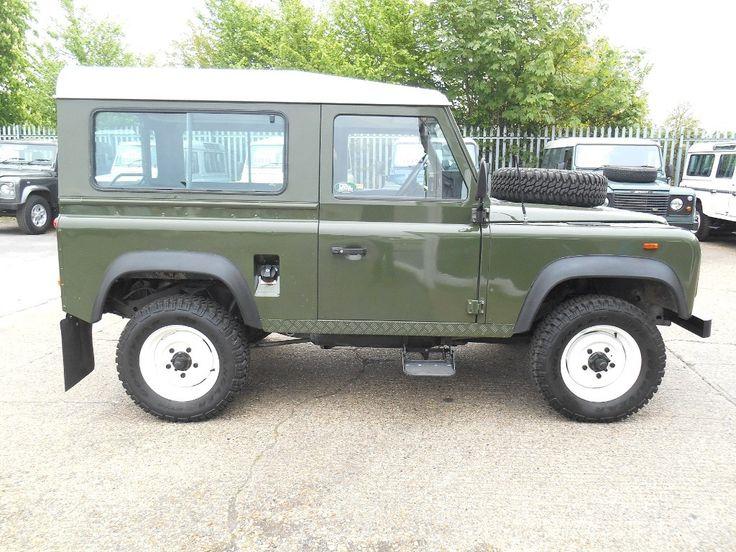 Land Rover DEFENDER 90 200 TDi Hard Top 2.5 3dr