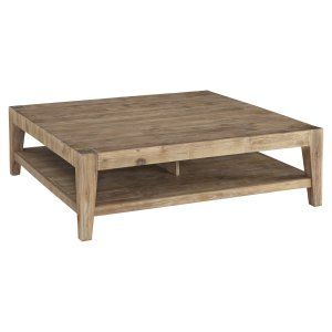 Casana Tyler Square Coffee Table - Coffee Tables at Hayneedle