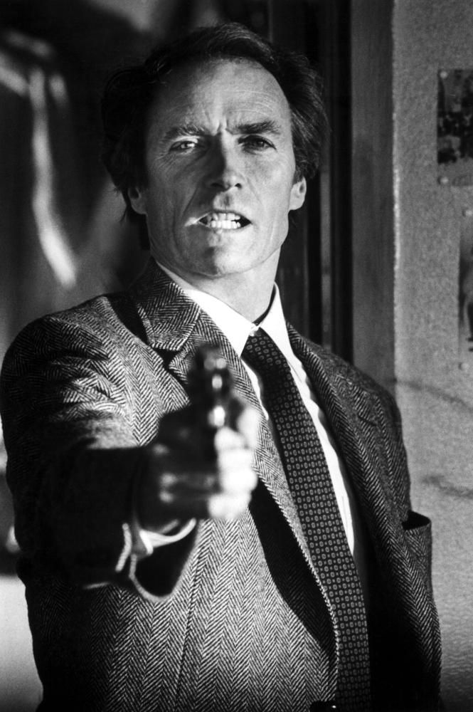 """Clint Eastwood in """"Sudden Impact"""" (1983). Director: Clint Eastwood."""