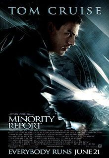 Minority Report: Movie Posters, Reports 2002, Crui Movie, Minor Reports, Steven Spielberg, Toms Cruises, Leather Jackets, Favorite Movie, Favorite Film