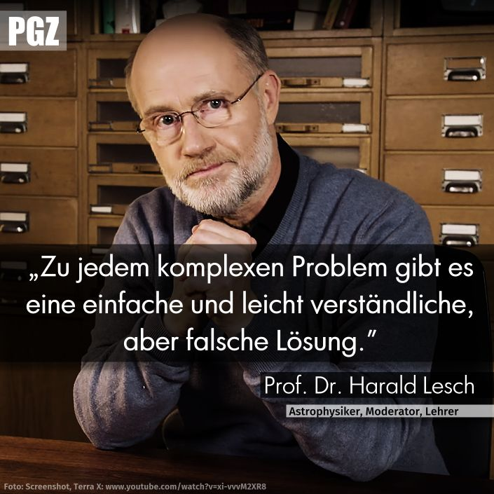 Harald Lesch | Quotes | Quotes, Best quotes und Sayings