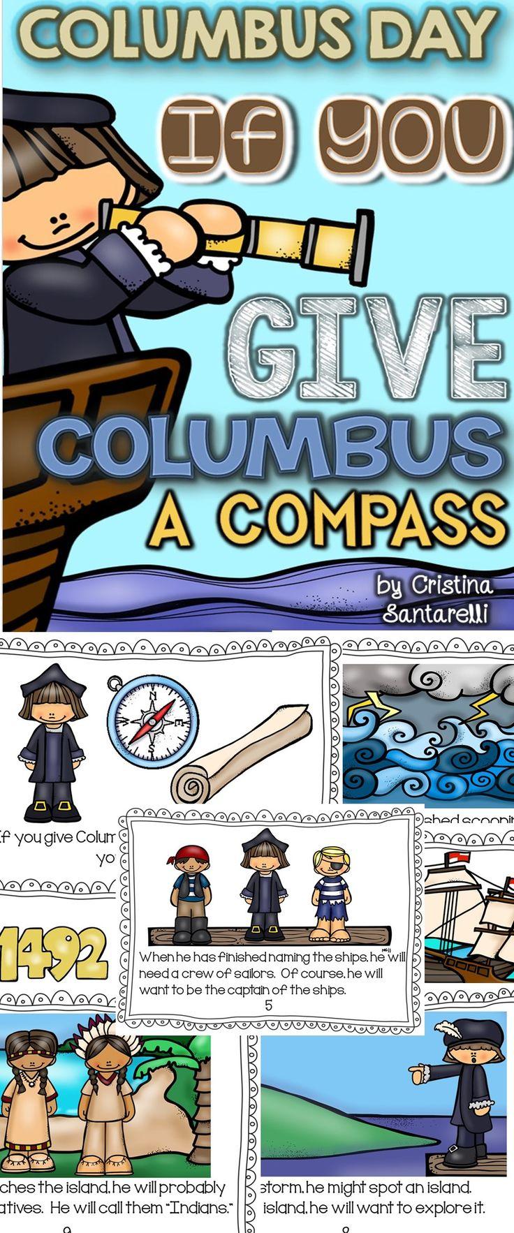 Columbus Day Activity!