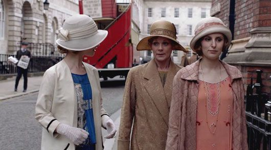 Downton Abbey Locations Tour of London   Brit Movie Tours