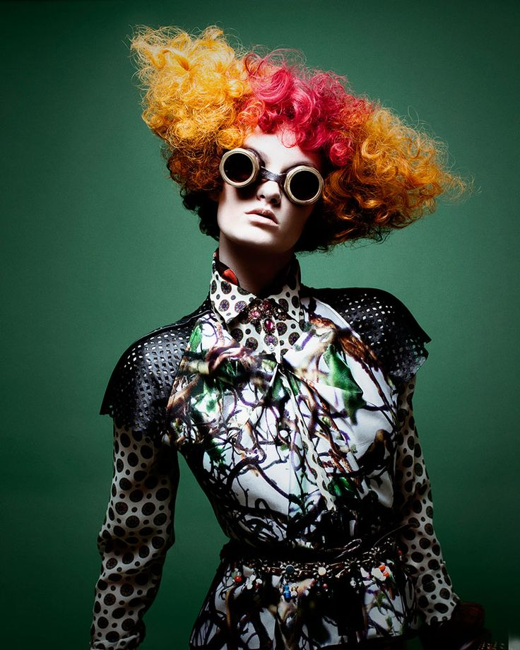 2013 Finalist | MASTER HAIRSTYLIST OF THE YEAR: Dimitrios Tsioumas - To see ALL the NAHA finalists' work, visit www.modernsalon.com/naha