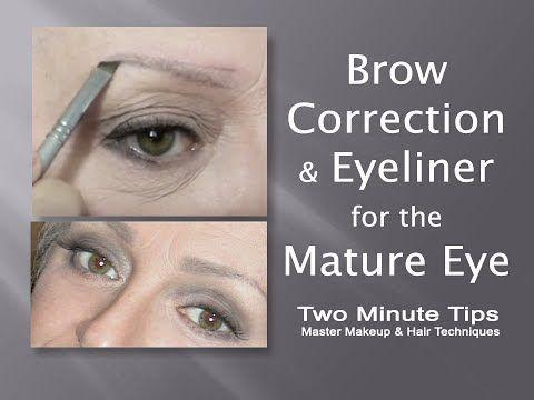 How to do Makeup on Women over 60 Makeup Tutorial - mathias4makeup - YouTube