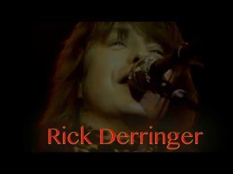 Rick Derringer - Cat Scratch Fever