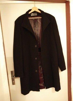 Kupuj mé předměty na #vinted http://www.vinted.cz/muzi/kabaty/14322072-pansky-cerny-kabat