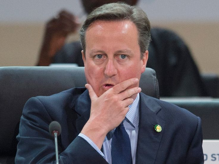 David Cameron had little interest in privacy before the tax leaks Edward Snowden has pointed out