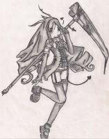 Grim reaper anime