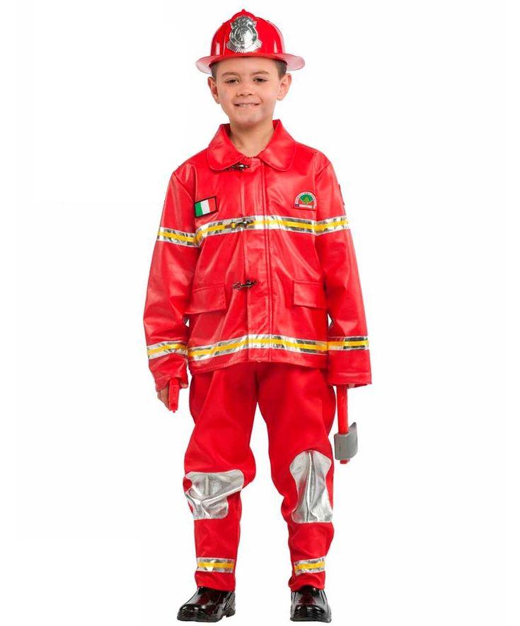 """Детский костюм """"Пожарный"""", 3 800 руб. в магазине карнавальных костюмов Bambolo"""
