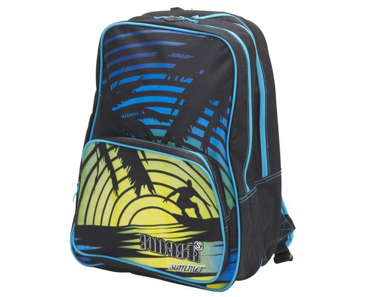 Summer Sun Round Backpack 19787