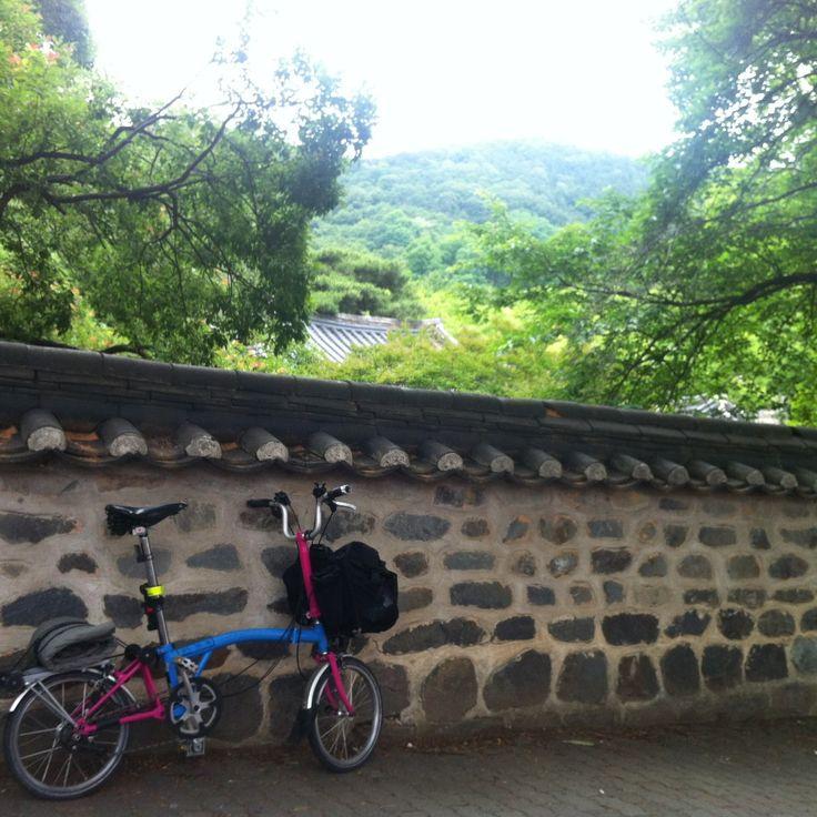 Review: The Brompton Bike in Korea