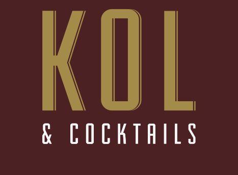 KOL är en naturlig mötesplats för Dig som vill äta och dricka gott i en trevlig atmosfär. Välkommen till KOL & Coctails!
