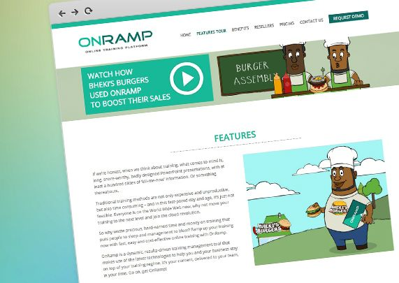 Content for OnRamp by Rubio Communications