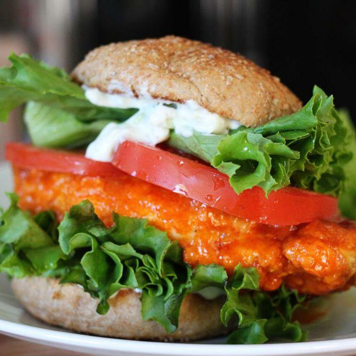 Buffalo Fish Sandwich (4 Pcs) - Boulevard Fish & Barbeque - Zmenu, The Most Comprehensive Menu With Photos