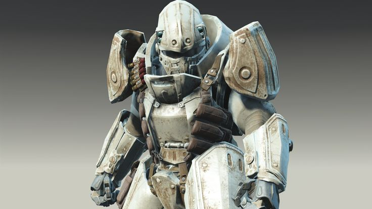 I ️ Tumbajamba S Combat Power Armor Fallout 4 Nexus