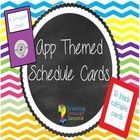This freebie was designed to go along with my objectives/schedule board. My classroom is iPad themed so I created these apps to go on a large iPad ...