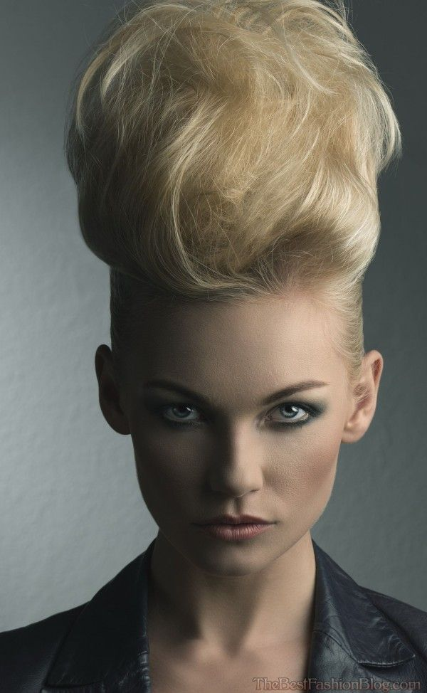 25 Best Faux Hawk Hairstyle Images On Pinterest Plaits Hair Dos