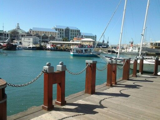Waterfront Cape Town