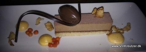 Nikolaos Strangas dessert