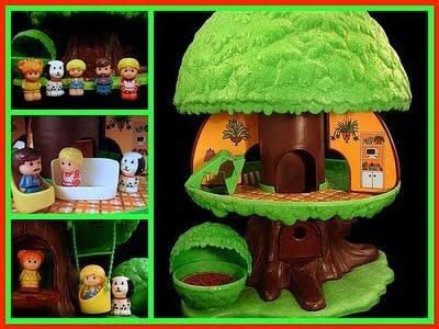 Fisher Price Tree House loved loved loved this!!!