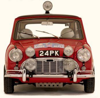 Austin Mini Cooper 'S' - 24PK – The ultimate rally 'Privateer'