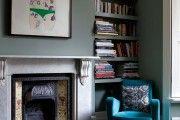 ♥♥♥ Камин в интерьере: фото и дизайн каминов в интерьере гостиной; как установить электрический или угловой камин в современной квартире; дизайн камина для дома