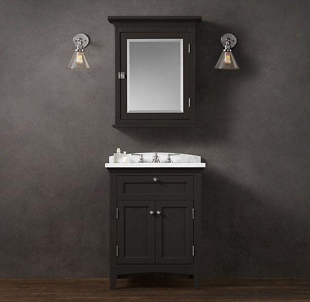 Cartwright Powder Room Vanity Sink
