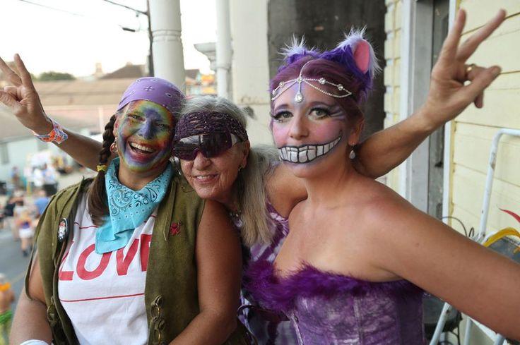 New orleans lesbians