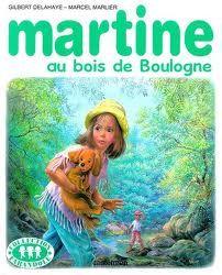 Martine au bois de Boulogne