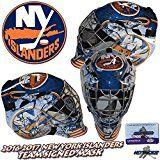 New York Islanders Autographed Helmet