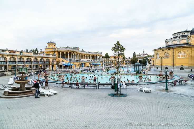 travelyesplease.com | Budapest, City of Spas- Reviews and Tips for Visiting | Széchenyi Spa