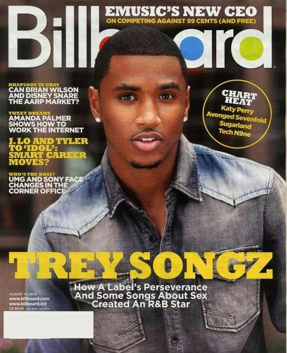 trigga trey songz album  free