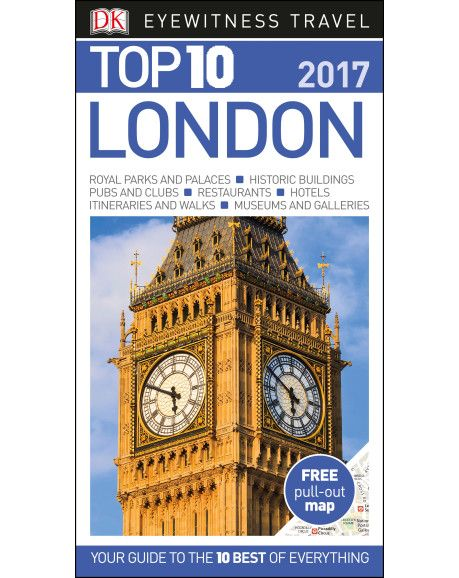 Your Guide to the 10 Best of Everything in LondonDiscover the best of everything the city has to offer with this essential, pocket-sized DK