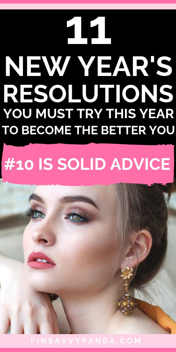 10 New Year's Resolutions That You Must Try This Year (Conquer Your Finances Today
