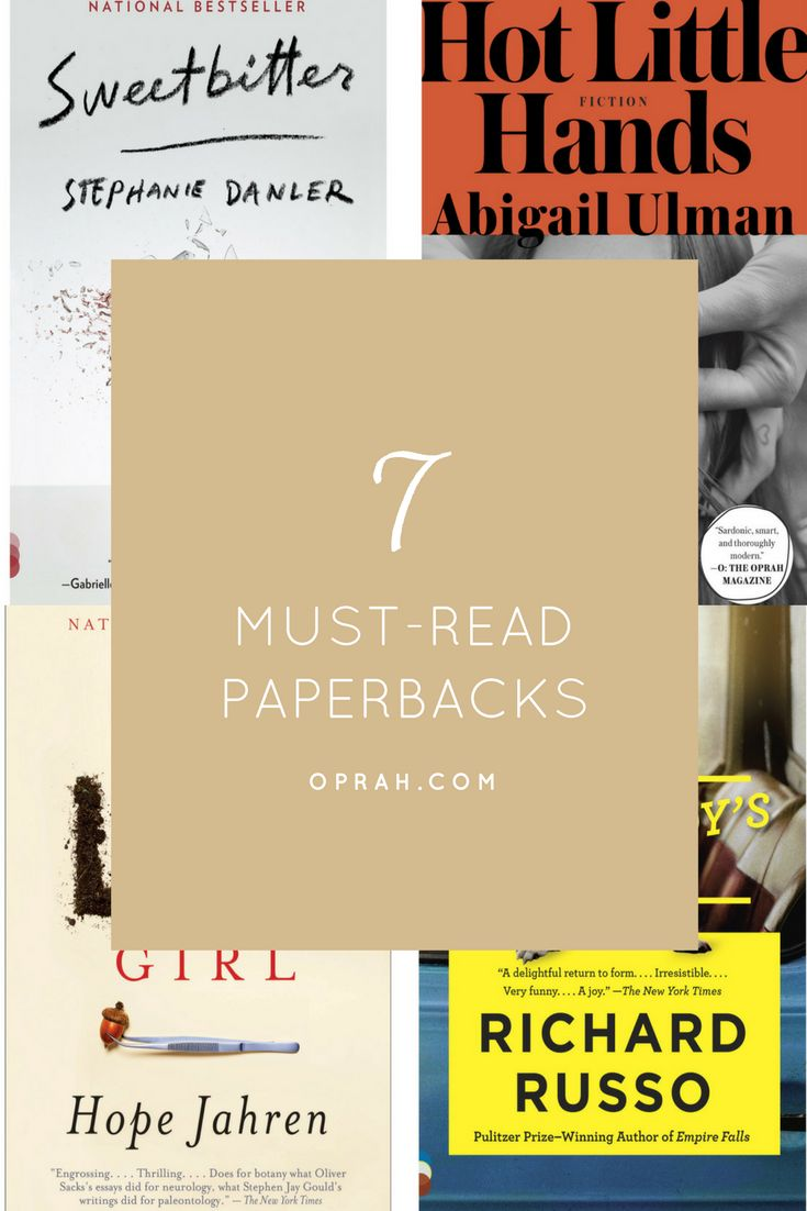 Some Of The Most Intriguing Reads Of The Past Year Are Now Out In A Lighter