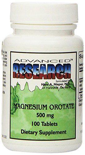 Cheap Dr. Hans Nieper Magnesium Orotate  500 mg  100 Tabs http://10healthyeatingtips.net/cheap-dr-hans-nieper-magnesium-orotate-500-mg-100-tabs/