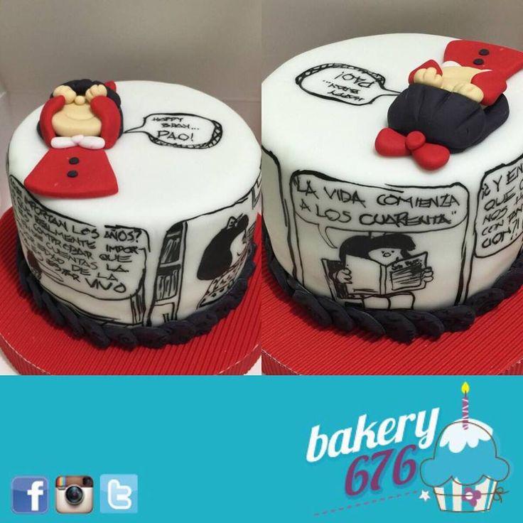 Mafalda cake