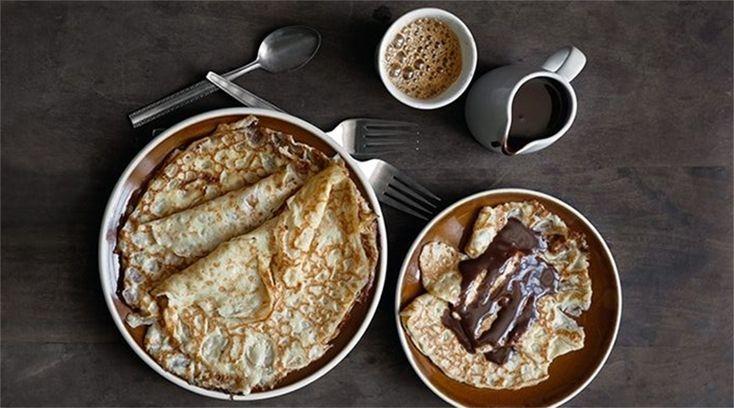Chandeleur : une recette de crêpes diététiques pour se régaler sans trop faire d'excès !