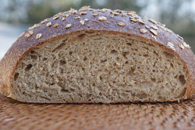 Приключения пивного колобка, или рецепт вкусного хлеба на пивной закваске-заварке. Получился отличный хлеб. Тоненькая хрустящая корочка и ароматный мякиш с…