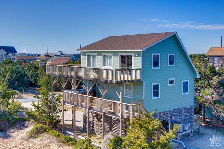 barefoot adventure 214 3 bedroom  oceanside house in avon
