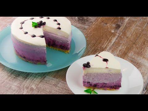 Cheesecake cu afine- cel mai ginagaș, sănătos și apetisant desert mâncat vreodată! - Savuros.TV