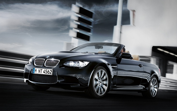 New BMW M3 Convertible