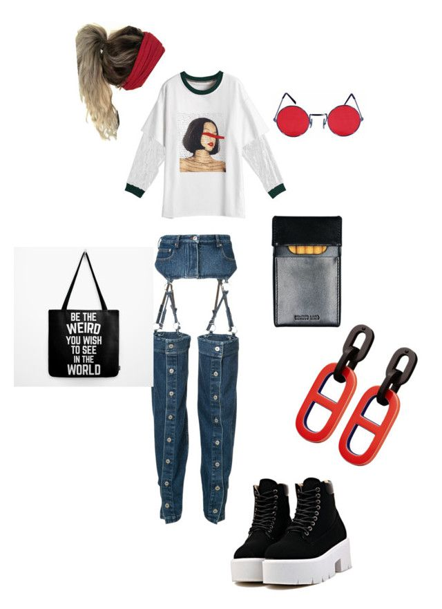 """yo"" by irinaandreea-94 on Polyvore featuring art"
