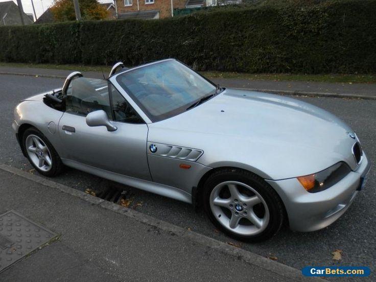 BMW Z3 SILVER LOW MILES #bmw #z3 #forsale #unitedkingdom
