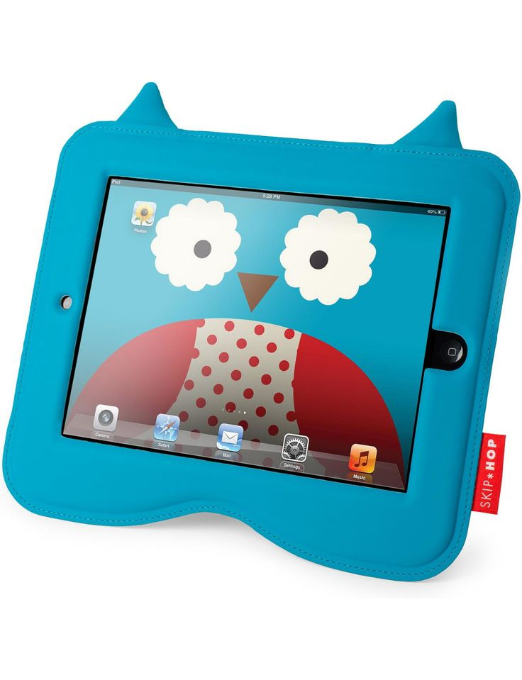 Skip Hop Zoo 2 In 1 Owl Tablet Cover | David Jones