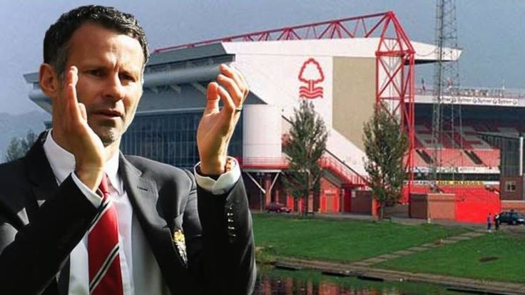Ryan Giggs Set To Become New Nottingham Forest Manager