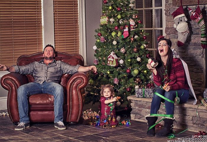die besten 25 lustige weihnachtsfotos ideen auf pinterest lustige familienfotos lustige. Black Bedroom Furniture Sets. Home Design Ideas