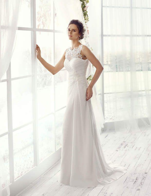 Les 25 meilleures id es de la cat gorie robe de mari e for Robes de taille plus blanc pour le mariage